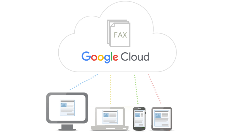 CLOUDFAX for Google G Suite の概要